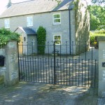 Drive Gates (Monyash), by Derbyshire Dales Engineering