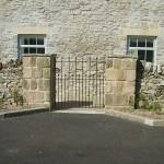 Entrance Gates (Monyash)