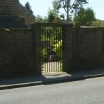 Side Entrance Gate (Hathersage)